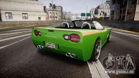 Invetero Coquette Roadster für GTA 4 hinten links Ansicht