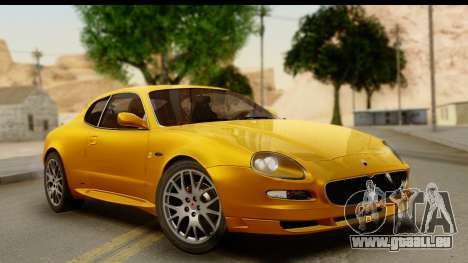 Maserati Gransport 2006 pour GTA San Andreas