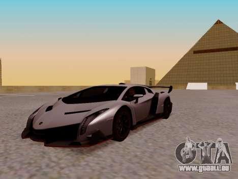 Lamborghini Veneno für GTA San Andreas