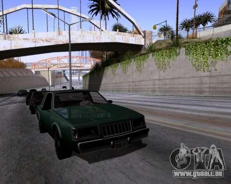 Graphic Update ENB Series pour GTA San Andreas cinquième écran