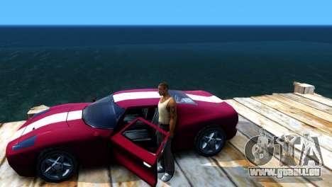 ENB Version 1.5.1 pour GTA San Andreas deuxième écran