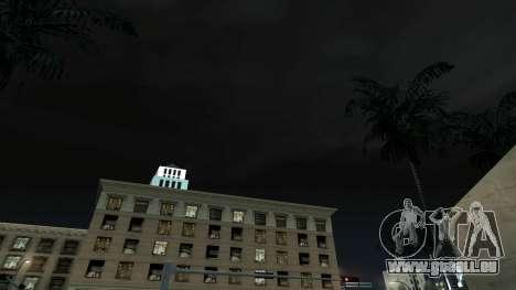 Colormod by Thomas pour GTA San Andreas deuxième écran