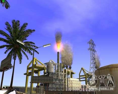 ENB JP für GTA San Andreas dritten Screenshot