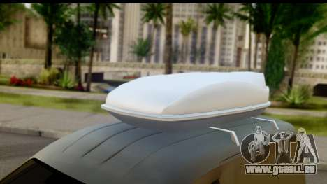 Volkswagen Caddy pour GTA San Andreas vue de droite