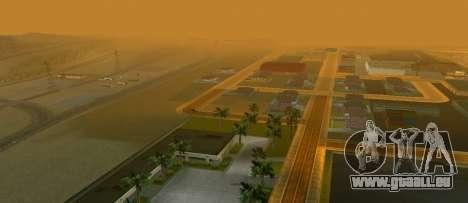 Lumineux Colormod pour GTA San Andreas deuxième écran