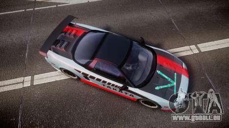 Honda NSX 1998 [EPM] takata pour GTA 4 est un droit