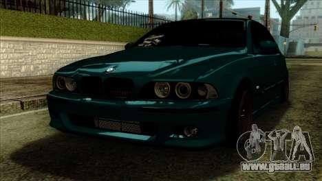 BMW 540 E39 Accuair für GTA San Andreas