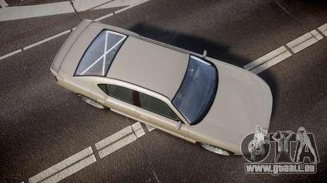 Bravado Buffalo Supercharged 2015 pour GTA 4 est un droit