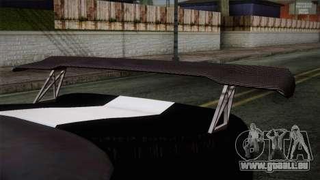 GTA 5 Bravado Banshee IVF pour GTA San Andreas vue de droite