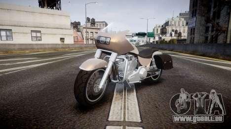 GTA V Western Motorcycle Company Bagger pour GTA 4