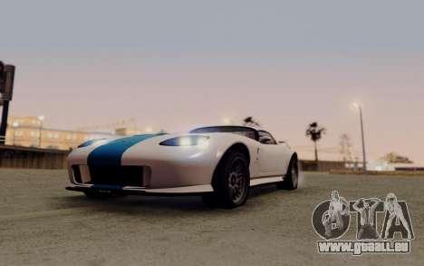 Warm Colors ENB pour GTA San Andreas