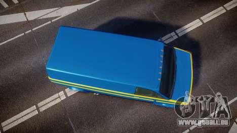 GTA V Declasse Burrito [Update] für GTA 4 rechte Ansicht
