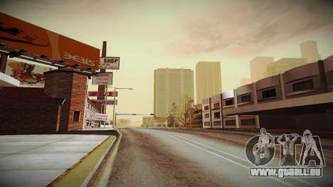 The not China ENB v2.1 Final pour GTA San Andreas