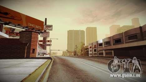 The not China ENB v2.1 Final pour GTA San Andreas