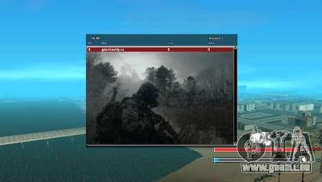 SampGUI - Stalker pour GTA San Andreas