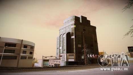The not China ENB v2.1 Final für GTA San Andreas zweiten Screenshot