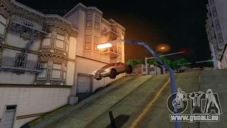 ENB Version 1.5.1 pour GTA San Andreas septième écran