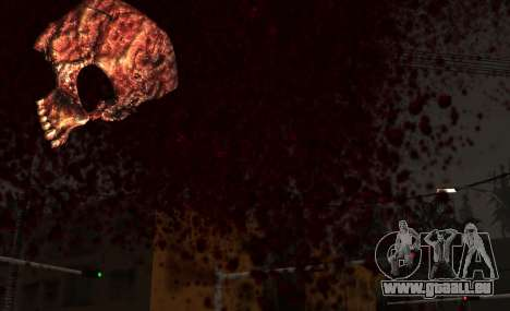 IMFX Gunflash pour GTA San Andreas quatrième écran