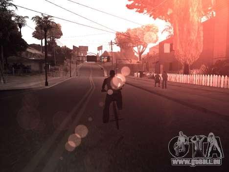 ColorMod by Sorel pour GTA San Andreas troisième écran