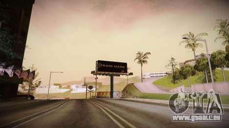 The not China ENB v2.1 Final pour GTA San Andreas troisième écran
