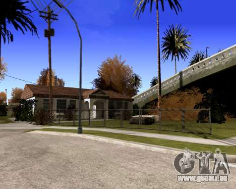 Graphic Update ENB Series pour GTA San Andreas
