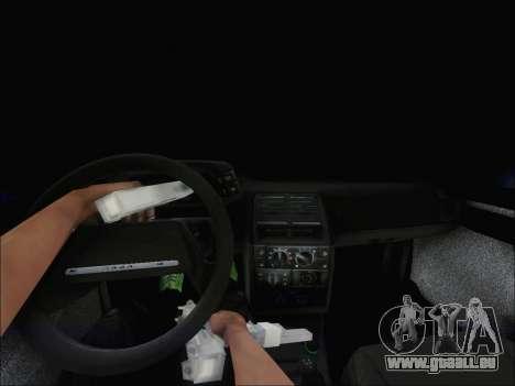 VAZ 2110 БПАN Kemerovo für GTA San Andreas rechten Ansicht