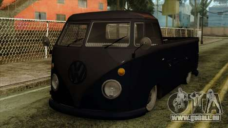 Volkswagen Type 2 für GTA San Andreas