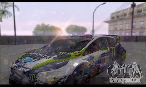 ENB GTA V pour de très faibles PC pour GTA San Andreas sixième écran