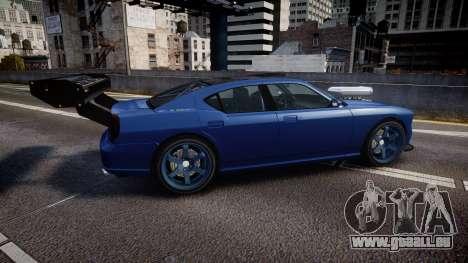 Bravado Buffalo Street Tuner für GTA 4 linke Ansicht