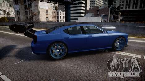 Bravado Buffalo Street Tuner pour GTA 4 est une gauche