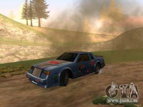 Le comportement réel de la machine v3.0 pour GTA San Andreas