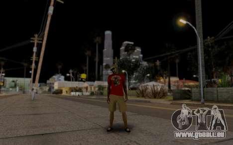 Warm Colors ENB pour GTA San Andreas troisième écran