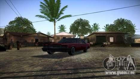 Ghetto ENB v2 pour GTA San Andreas troisième écran