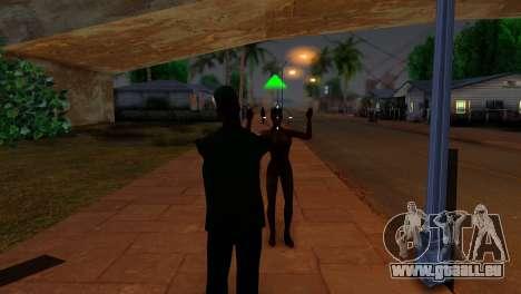 ENB Version 1.5.1 pour GTA San Andreas onzième écran