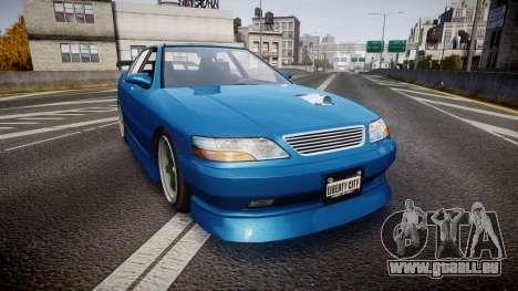 Bravado Feroci Los Santos Customs Edition pour GTA 4