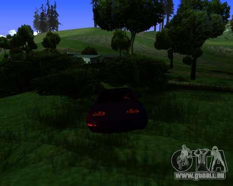 Warm California ENB pour GTA San Andreas quatrième écran