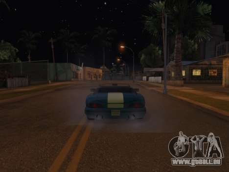 Natural Life ENB for Medium PC für GTA San Andreas her Screenshot