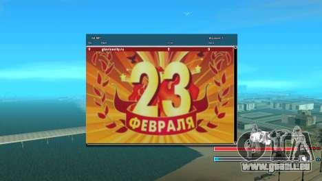 SampGUI - 23 Février pour GTA San Andreas