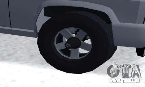 Aro 328 für GTA San Andreas Seitenansicht
