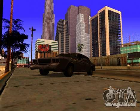 ENB v3.0.0 pour les faibles PC pour GTA San Andreas deuxième écran