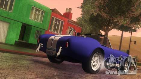 Vanilla ENB Series pour GTA San Andreas