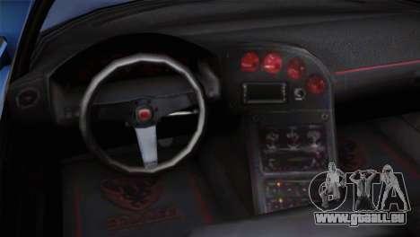 GTA 5 Bravado Banshee pour GTA San Andreas vue de droite