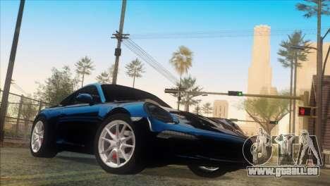 Vanilla ENB Series pour GTA San Andreas deuxième écran