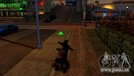 ENB Version 1.5.1 pour GTA San Andreas douzième écran