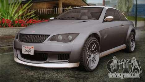 GTA 5 Sentinel pour GTA San Andreas