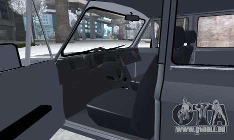 Aro 328 für GTA San Andreas Unteransicht