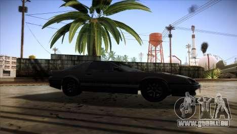 Ghetto ENB v2 pour GTA San Andreas quatrième écran