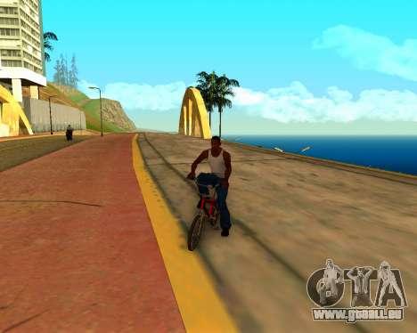 ENB v3.0.1 pour GTA San Andreas cinquième écran