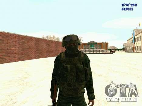 Spetsnaz MVD für GTA San Andreas