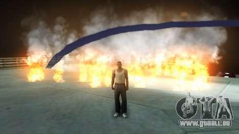 ENB Version 1.5.1 pour GTA San Andreas quatrième écran